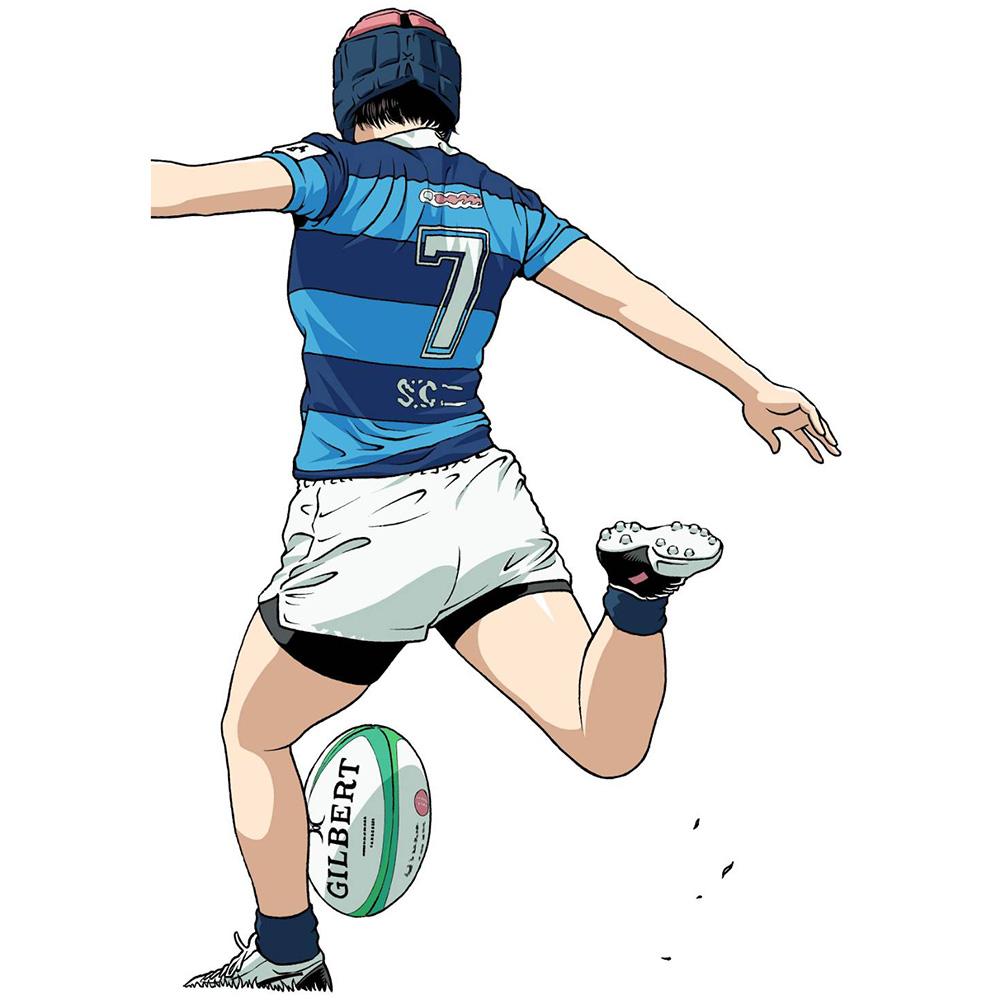 日本体育大学ラグビー部女子(OG 大学院2年)清水麻有選手