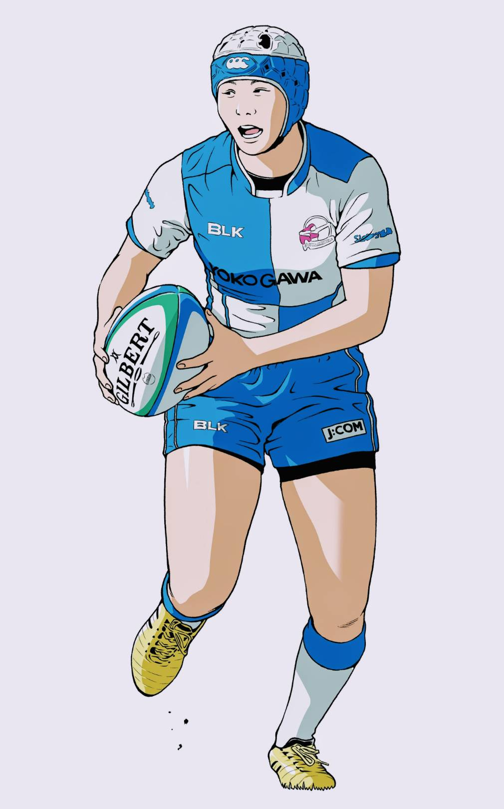 横河武蔵野アルテミ·スターズ 名倉ひなの選手
