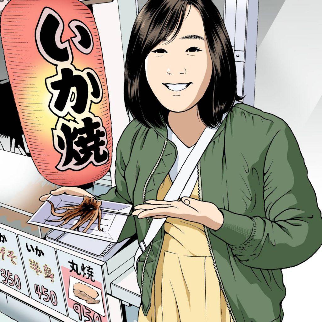 横河武蔵野アルテミ·スターズ 櫻井綾乃選手